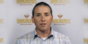 JP Miller with Pancheros Franchise